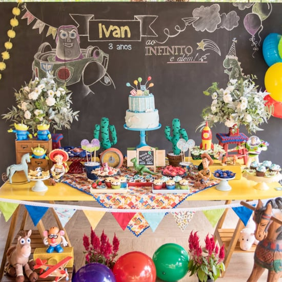 Toy Story Birthday Party For Kids