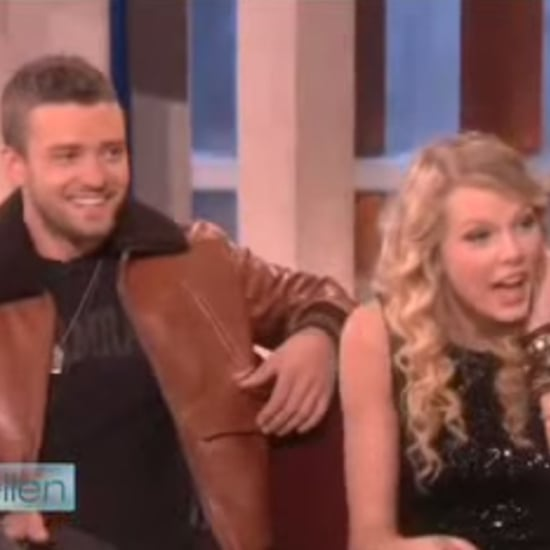 Throwback to When Ellen Surprised Taylor Swift With Her Crush, Justin Timberlake