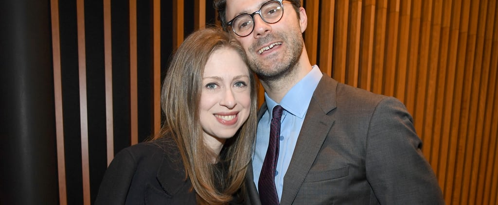 Chelsea Clinton Gives Birth to Third Child