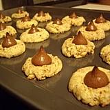 Hazelnut Kiss Cookies