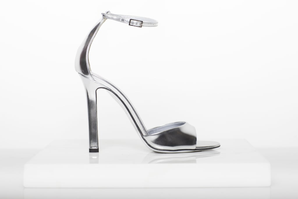 Whisper Sandal in Specchio Photo courtesy of Tamara Mellon
