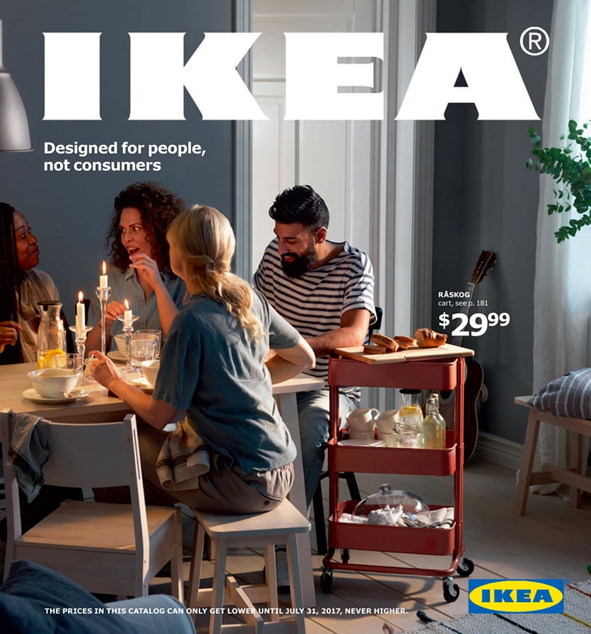 ikea 39 s 2017 catalog popsugar home australia. Black Bedroom Furniture Sets. Home Design Ideas