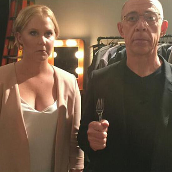 Amy Schumer Re-Creates American Gothic | Picture