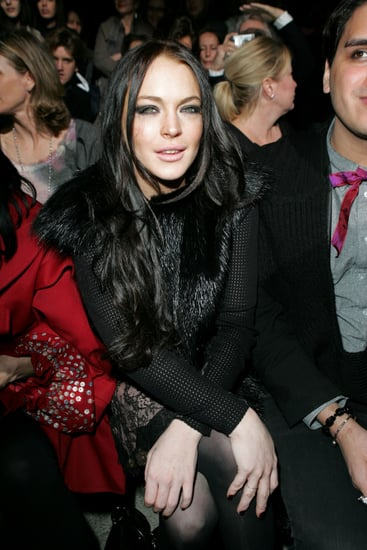 "Lindsay Lohan ""Not Involved"" in Emanuel Ungaro Fall 2010 Collection"