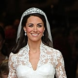 Kate Middleton's Wedding Hair, 2010