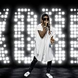 Lil Wayne at the 2020 BET Awards