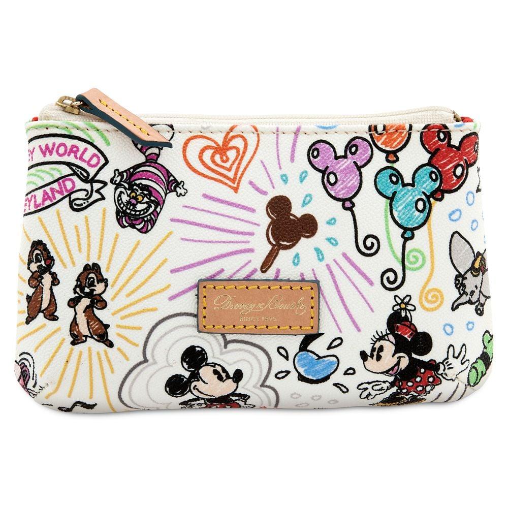 Disney Sketch Cosmetic Case