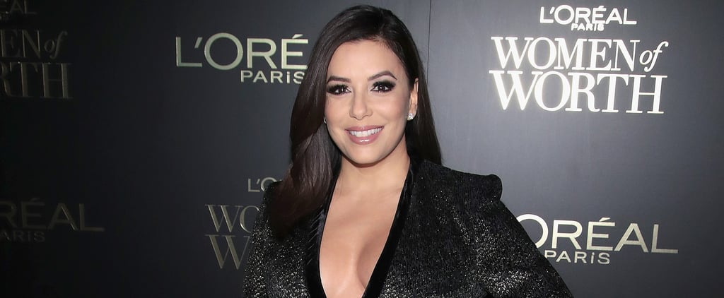 "Eva Longoria Shares the First Photo of Her Growing Baby Bump: ""I'm So Grateful"""