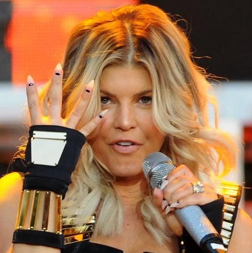 Celebrity Beauty Pictures Fergie, Taylor Momsen, Janelle Monae, and Ke$ha at London's Wireless Festival