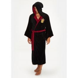 Harry Potter Gryffindor Wizarding Bathrobe