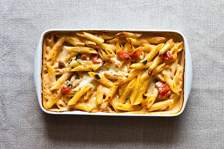 Penne al Forno With Tomatoes, Cream, and 5 Cheeses ...