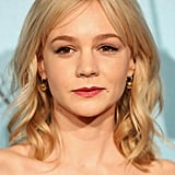 Your lob can get gorgeous with the addition of waves, like Carey Mulligan showcased here.
