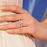 Hannah Davis Engagement Ring From Derek Jeter