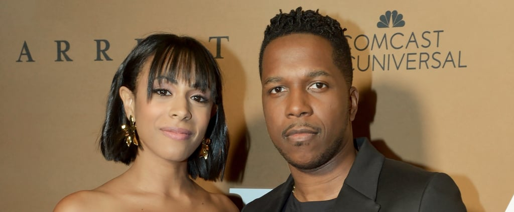 Leslie Odom Jr. and Nicolette Robinson Welcome Second Child