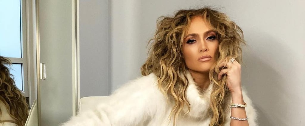 J Lo Wore a Pair of Sparkly $1,340 Gucci Socks With Heels, Because She Can
