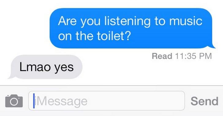 Texts That Boyfriends and Girlfriends Send