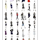 Duchess of Cambridge Fashion Poster