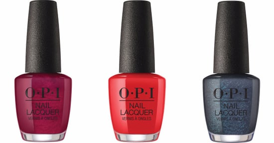OPI Holiday Nail Polish Collection 2017