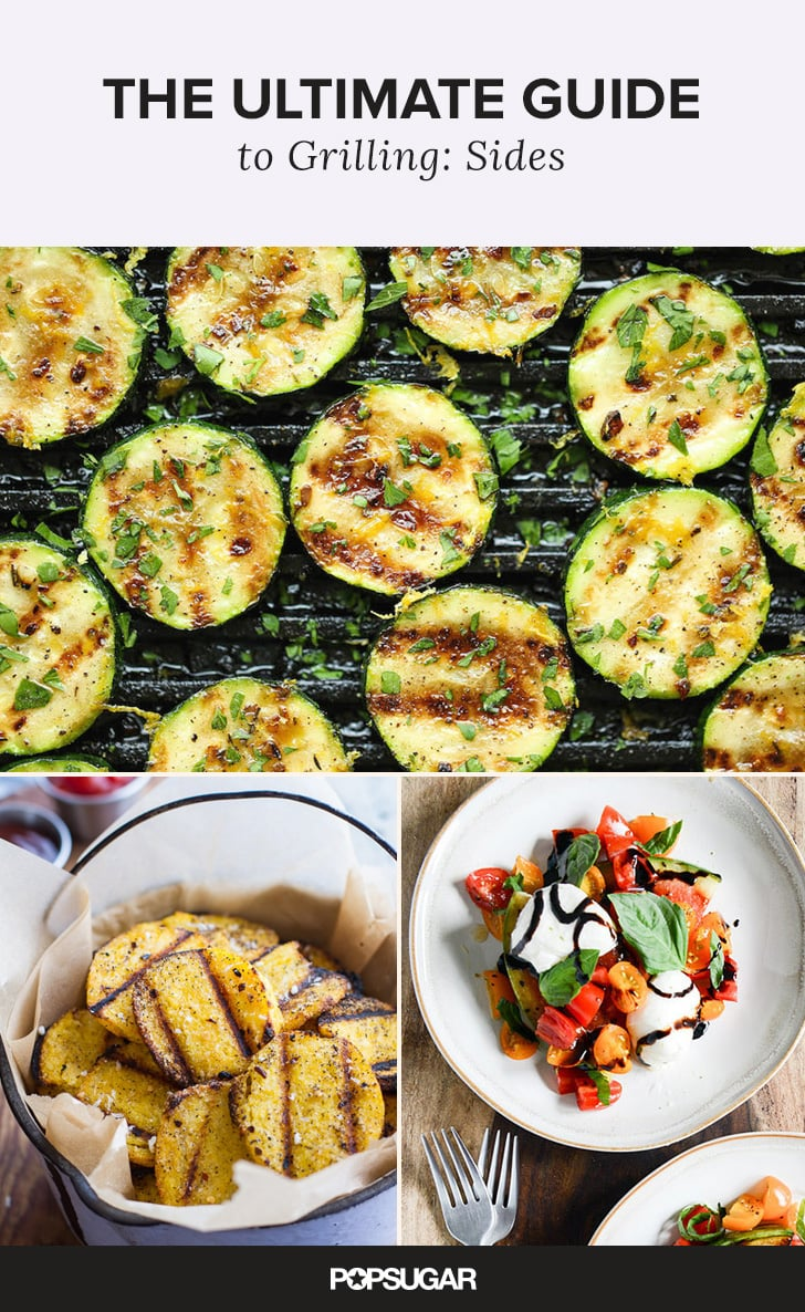 Grilled Side Dishes