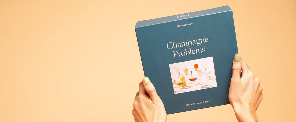 500-Piece Champagne Jigsaw Puzzle