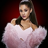 Ariana Grande as Chanel #2 is basically Ariana Grande as Ariana Grande.