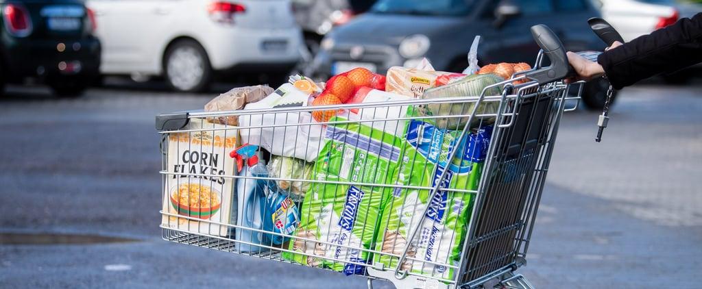 Woman Buys Elderly Couple Groceries During Coronavirus
