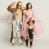 Wizard of Oz Family Costume Set