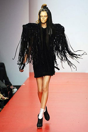 London Fashion Week Spring 2008, Gareth Pugh: Love It or Hate It?