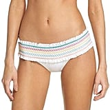 Isabella Rose Crystal Cove Smocked Bikini Bottoms