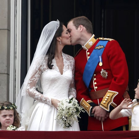 Biggest Celebrity News Headline of 2011 Is Prince William and Kate Middleton's Royal Wedding