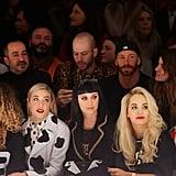 Mia Moretti, Katy Perry, and Rita Ora
