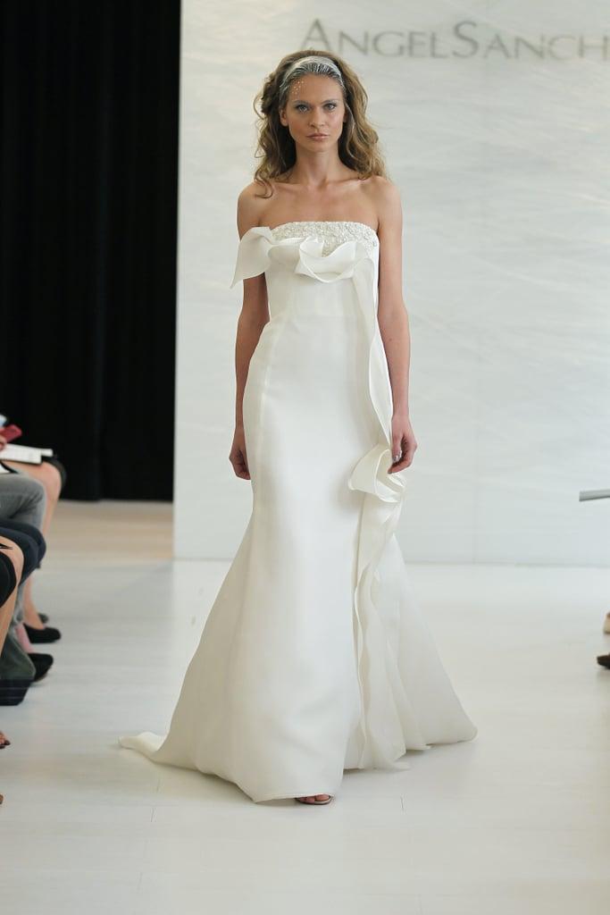 Angel Sanchez Bridal Spring 2013