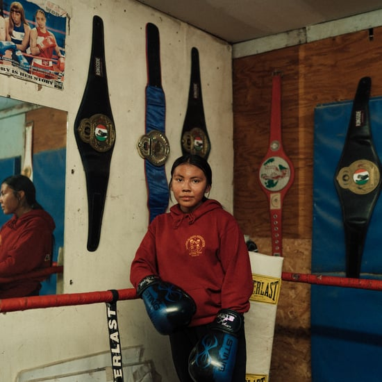 Mariah Bahe Navajo Boxer, Olympic Channel Documentary