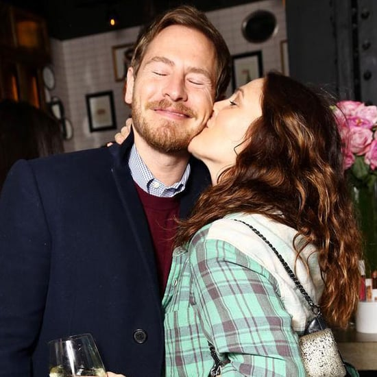 Drew Barrymore and Will Kopelman Kissing in NYC