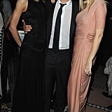 Gwyneth attended the opening of a Chopard boutique in Marrakech with Miranda Kerr and Orlando Bloom in November 2009.