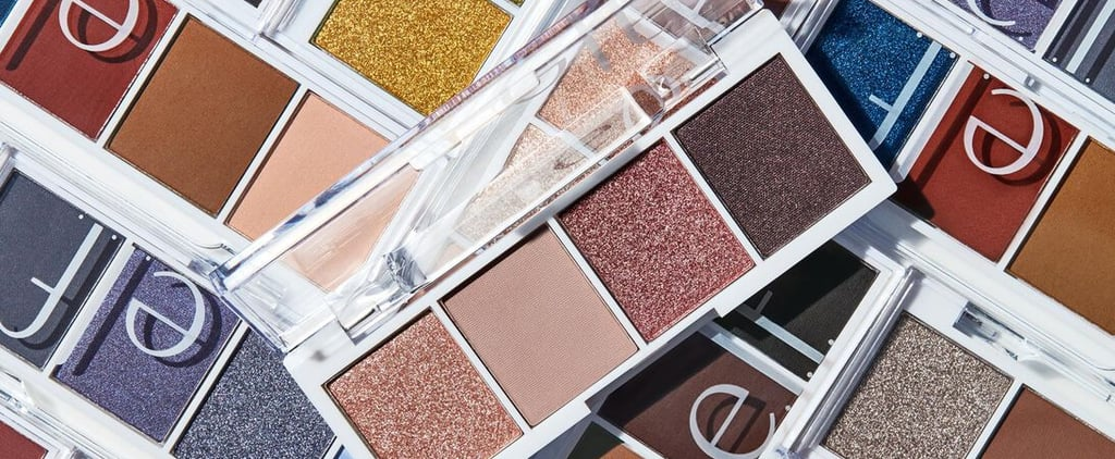e.l.f. Cosmetics Bite Sized Eyeshadow Mini Palettes Try On