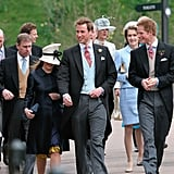 The Wedding of Prince Charles and Camilla Parker Bowles