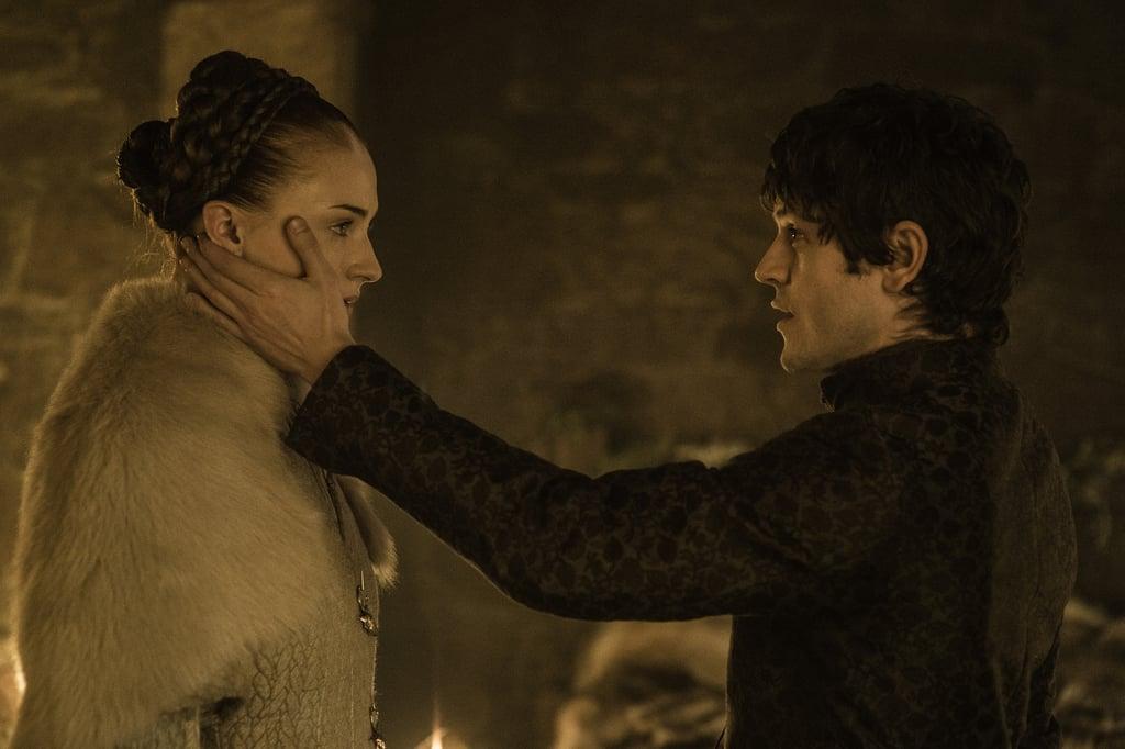 Sansa Stark's Relationships on Game of Thrones