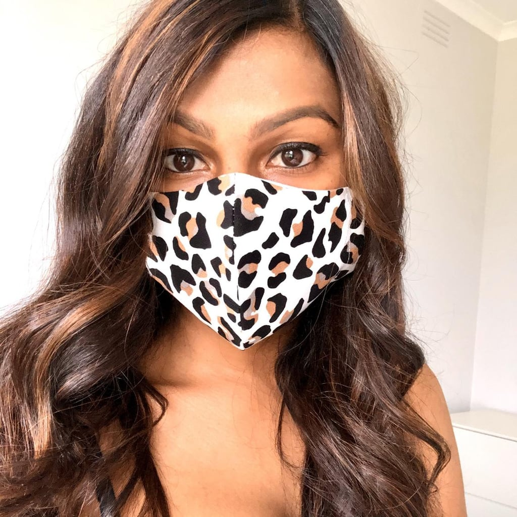 Blank Canvas Styling 100% Cotton Face Mask ($12)