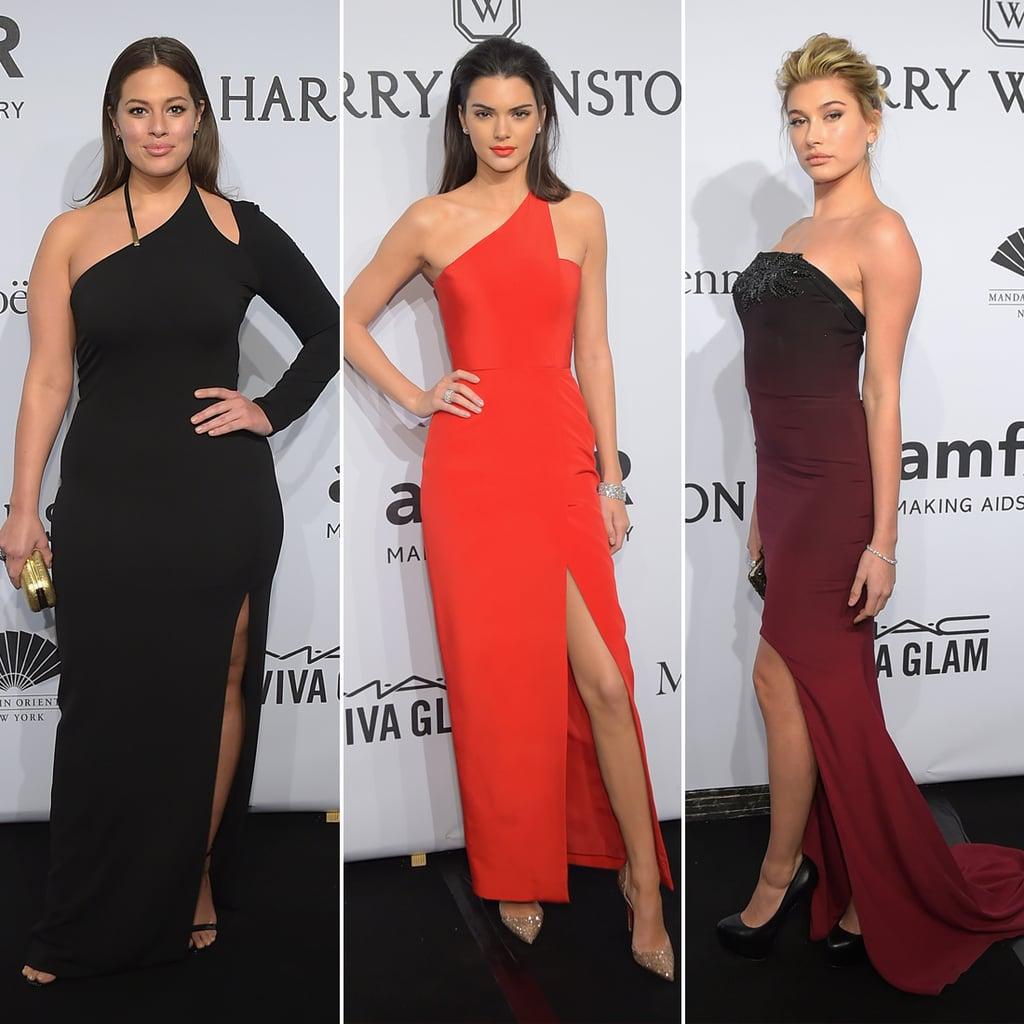 The Stars Kicked Off NYFW in Style at Last Night's amfAR Gala