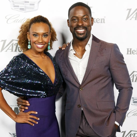 Sterling K. Brown and Ryan Michelle Bathe Pre-Emmys 2018
