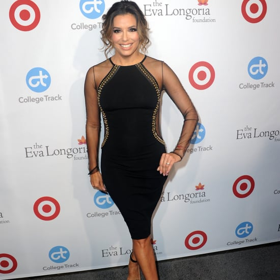 Celebrities at the Eva Longoria Foundation Dinner 2016