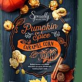Pumpkin Spice Caramel Corn ($3)
