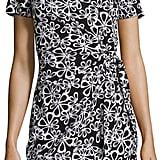 Diane von Furstenberg Zoe Halo-Petal Sheath Dress (£118)