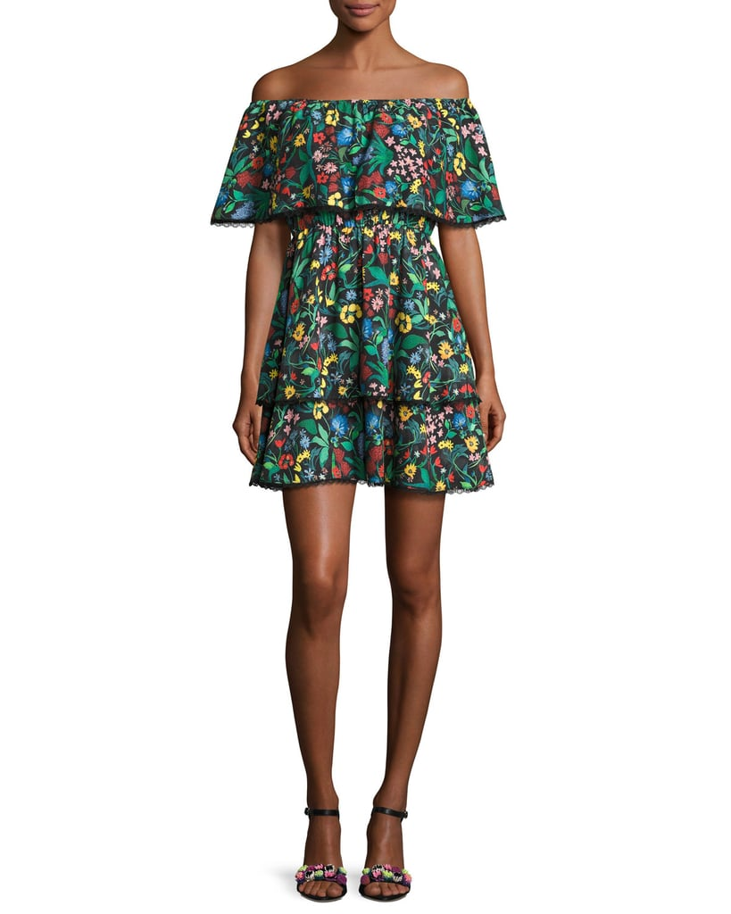 Throw On an Eye-Catching Dress