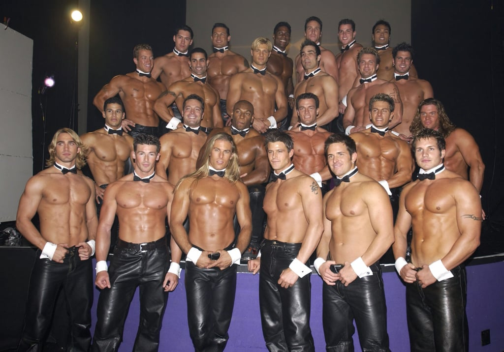 famous male stripper group