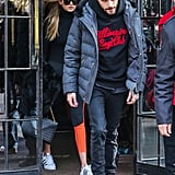 Gigi Hadid and Zayn Malik Are the Ultimate Cool Couple in NYC