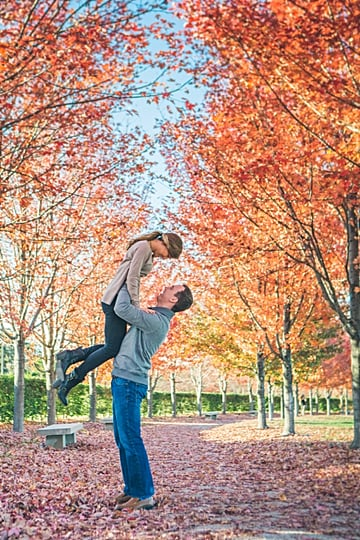 Fall Bucket List For Couples