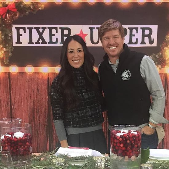 Fixer Upper's Chip and Joanna Gaines's Holiday Tablescape