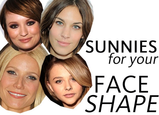 Pick the Right Sunglasses for Your Face Shape: Shop the Designer Sunnies Styles That Will Suit You Best! !
